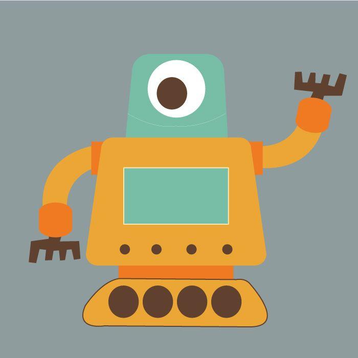 Robot Designed by: Jason Orlando