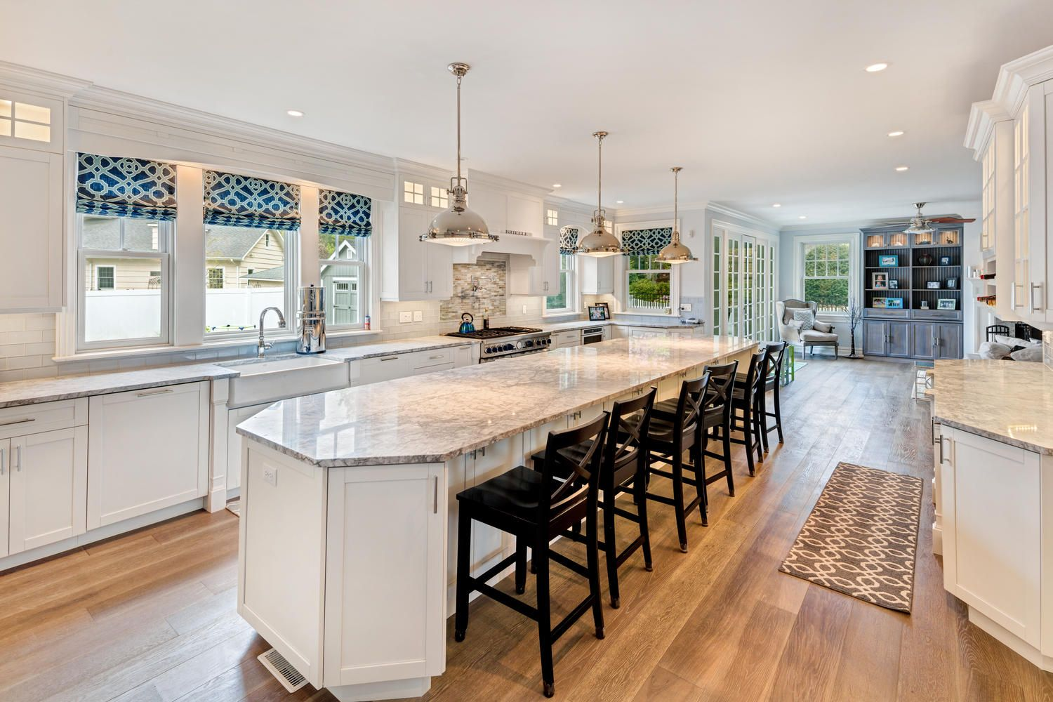 Inspiring White Kitchen Brielle New Jerseydesign Line Kitchens Captivating Design Line Kitchens Review