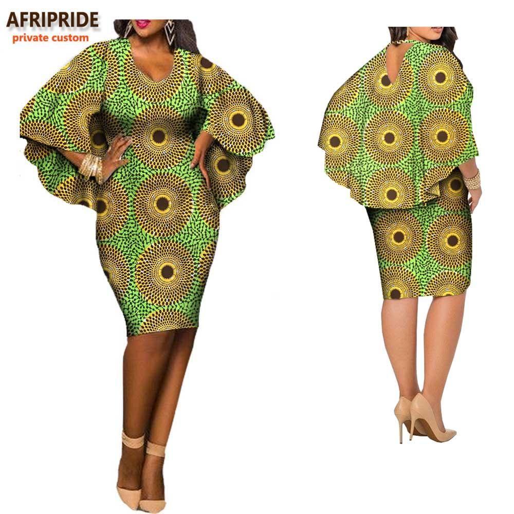 Yellow dress knee length  Gender Women Dresses Length KneeLength Brand Name AFRIPRIDE
