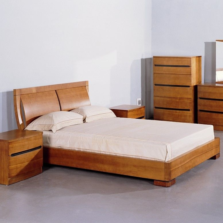 Hokku Designs Hokku Designs Maya Panel Bed