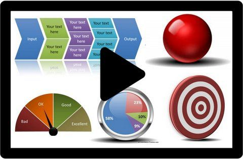 50+ Basic and Advanced PowerPoint Smart Art Graphics Tips and
