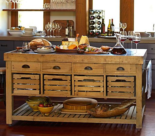 Kitchen Islands Product Williams Sonoma Home Stone Top