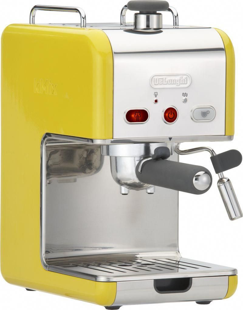 Delonghi Kmix Pump Espresso Maker In Espresso Makers Crate And