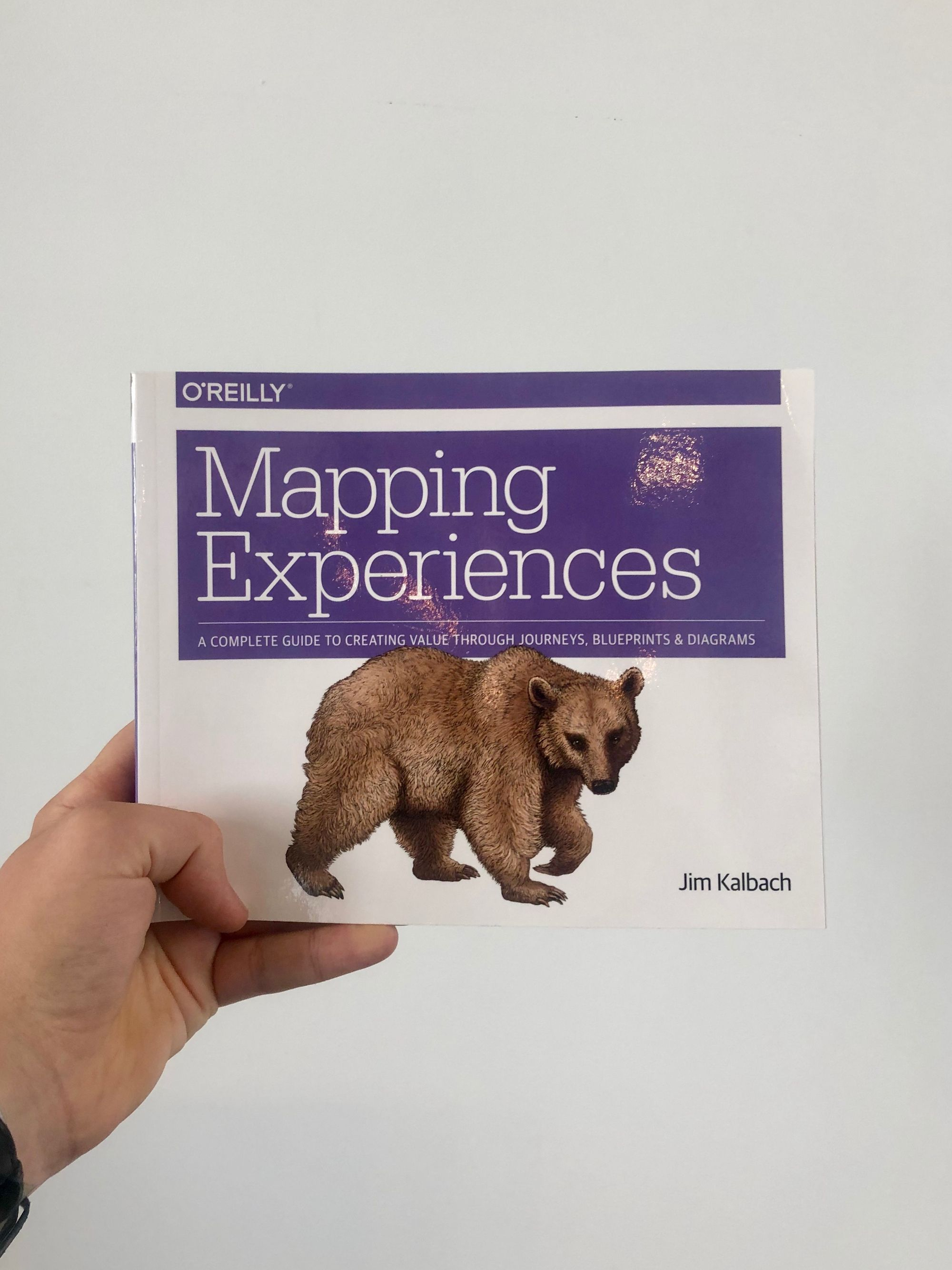 Mapping Experiences Aplete Guide To Creating Value Through Journeys Bluepri Nts And Diagrams