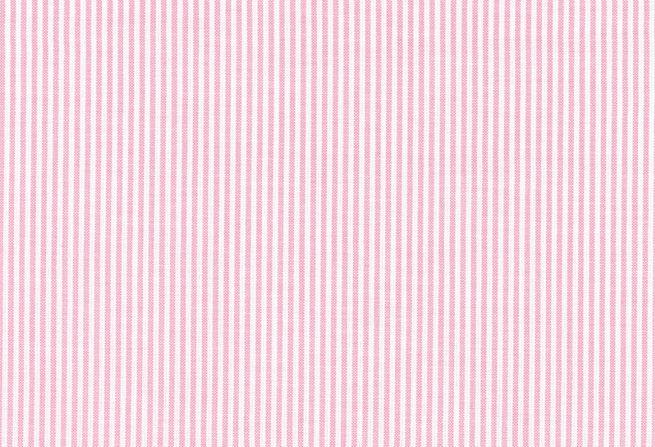 Baumwollstoff, Oeko-Tex Standard 100, rosa-weiß gestreift, Hersteller: Westfalenstoffe