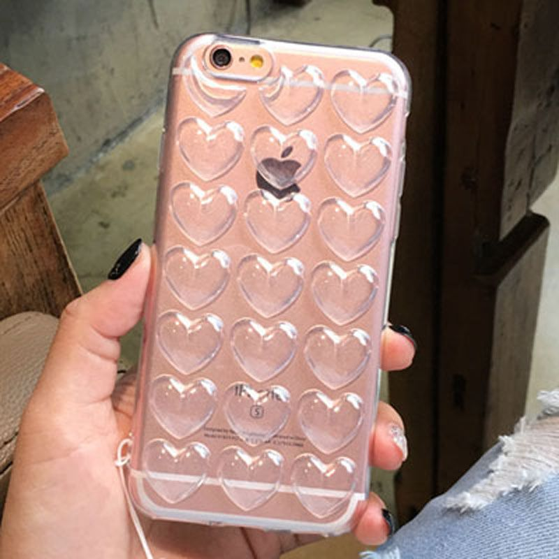 iphone 7 peach case