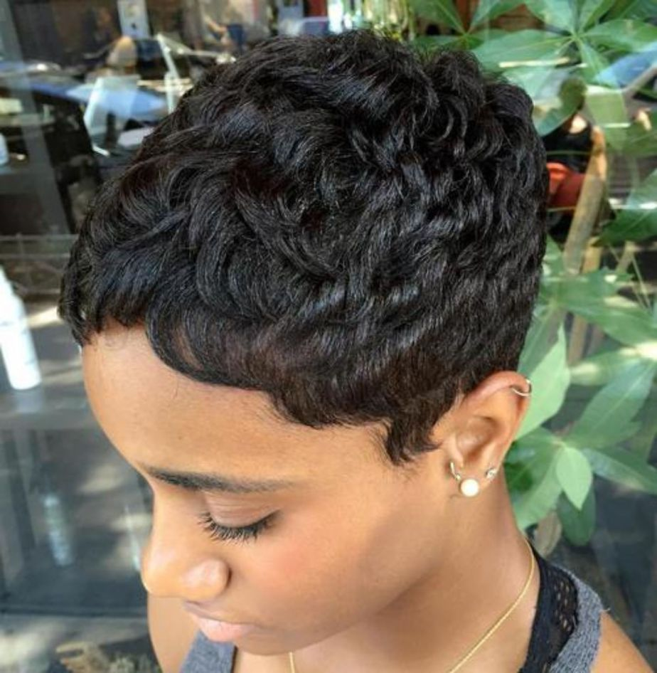 great short hairstyles for black women short hairstyle