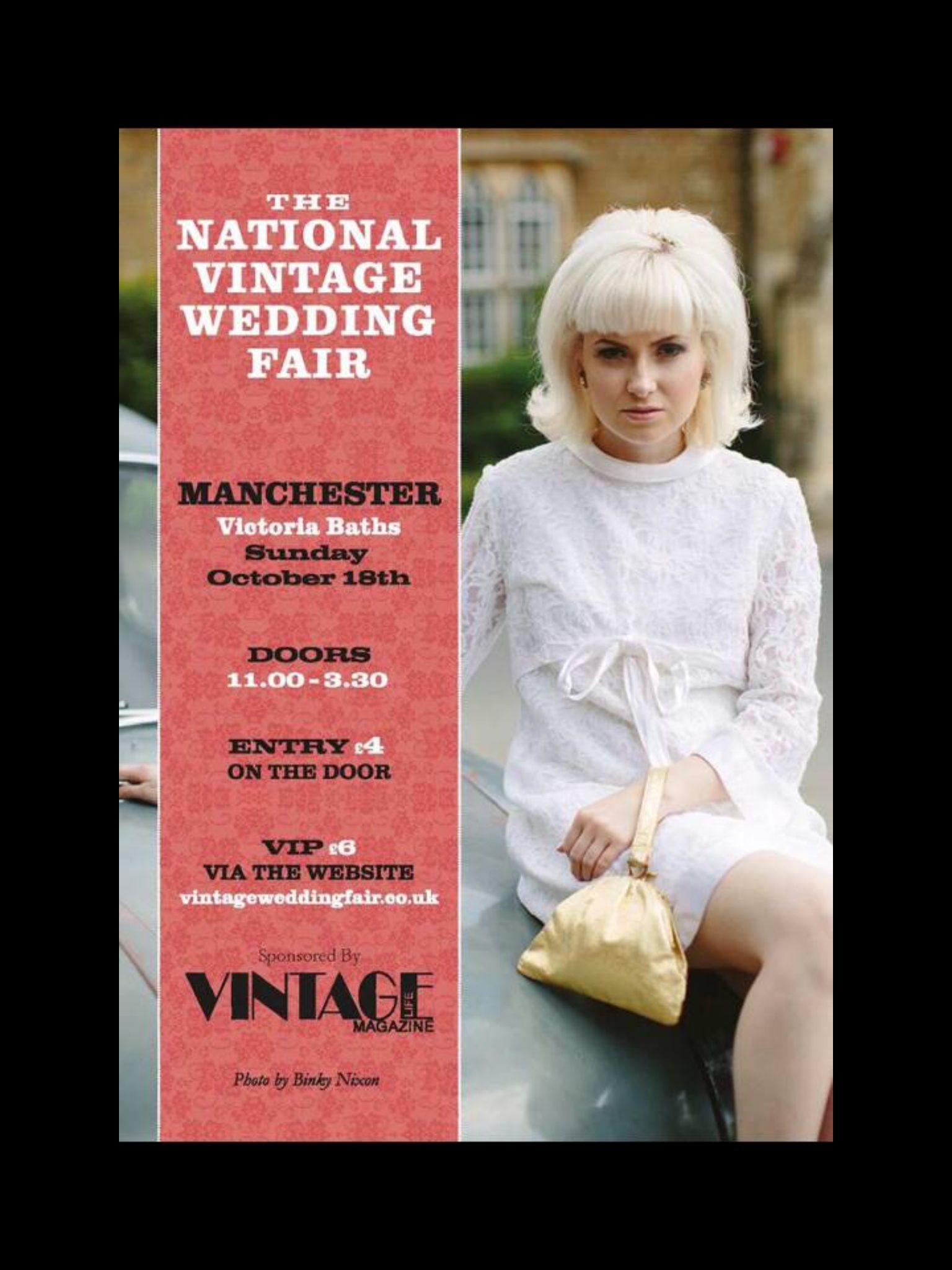 Fantástico Vintage Vestidos De Novia Manchester Imágenes - Colección ...