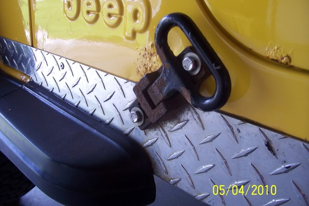 So Awesome Foot Peg Ftw Jeep Riding Photo