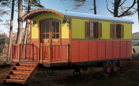 Spanish Caravan