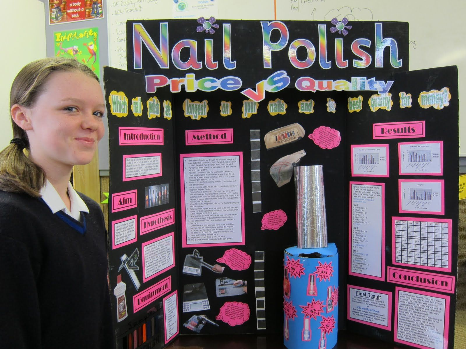 room 39 @ tauranga intermediate: science fair 2011 | science fair