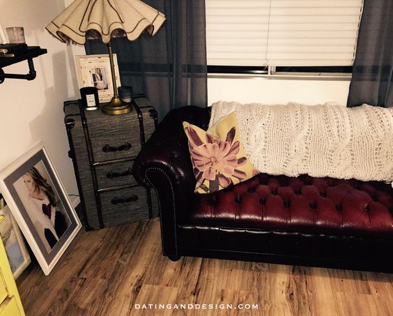 DIY wood laminate OVER carpet... for apartments with ugly ...