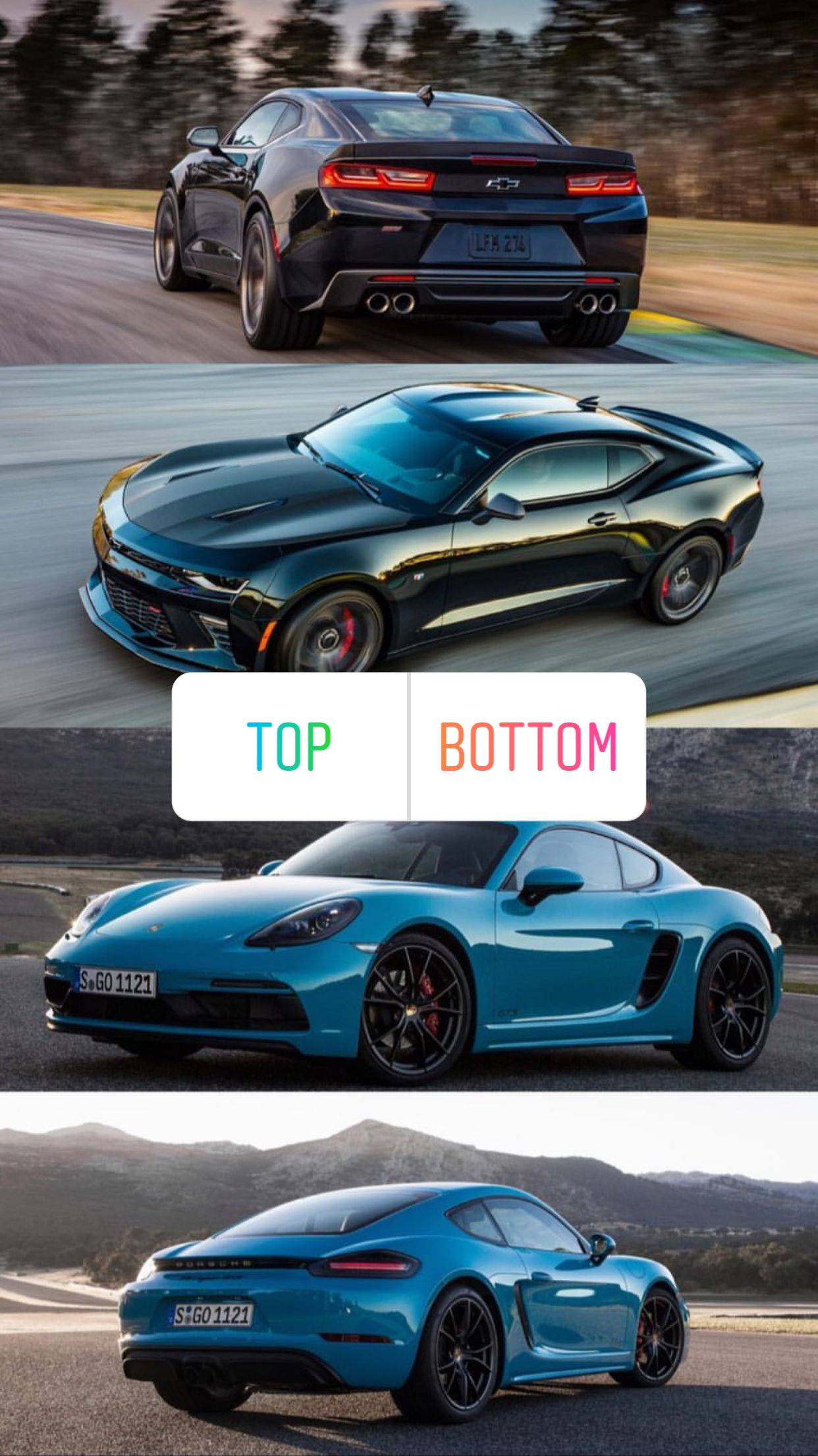 Chevrolet Or Porsche Porsche Super Cars Sports Cars