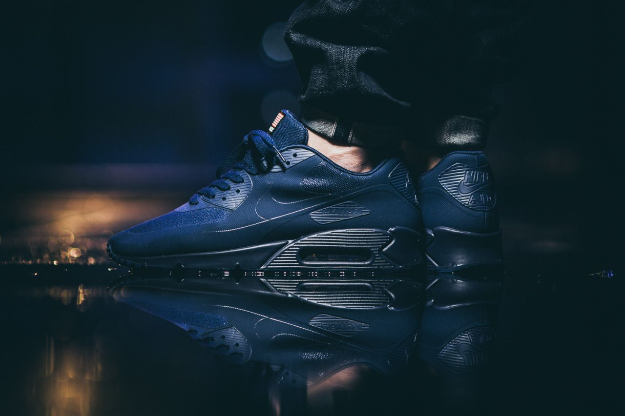 reputable site 32dc7 3b523 nike air max 90 hyperfuse independence day mag custom ... Release ...