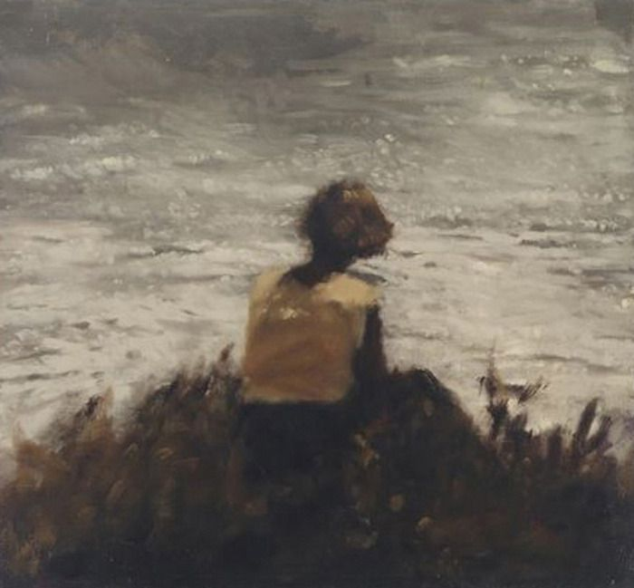 A Special Place  (Oil on canvas)/  Anne Magill, 1962