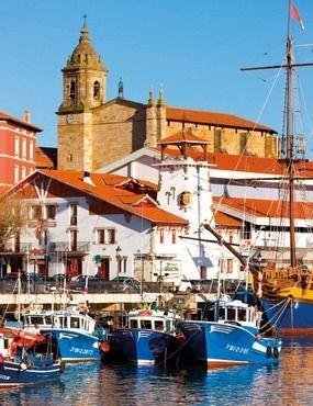 Bermeo Marinera De Coraz 243 N Basque Country Spain And Bilbao