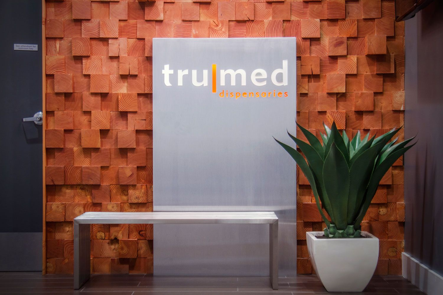 TruMed Lobby A memorable first impression TruMed