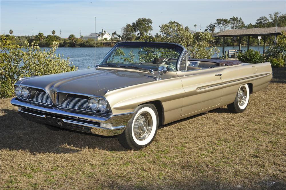 1961 PONTIAC CATALINA CONVERTIBLE | Cars I love | Pinterest ...
