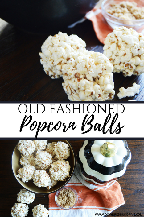 old fashioned popcorn balls a christmas foodschristmas