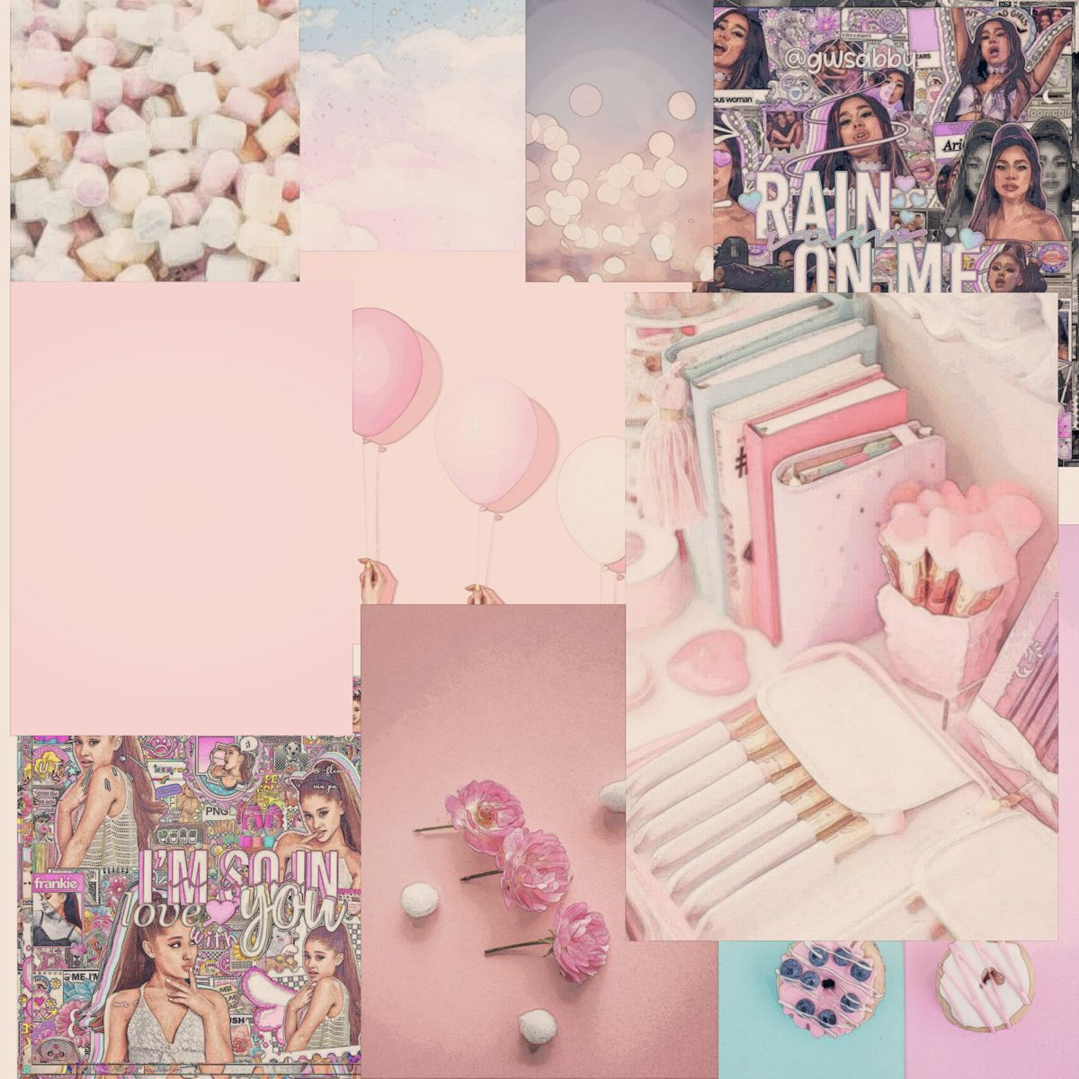 Aesthetics Pink Aesthetic Aesthetic Collage Pastel Pink Aesthetic