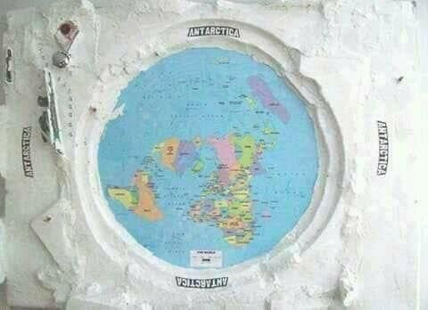 Pin uživatele ben na nástěnce FLAT EARTH TERRArium The world as a