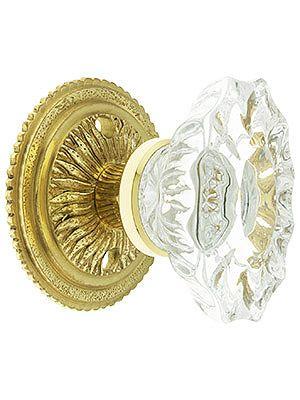 old door knobs for sale sunburst rosette set with fluted oval