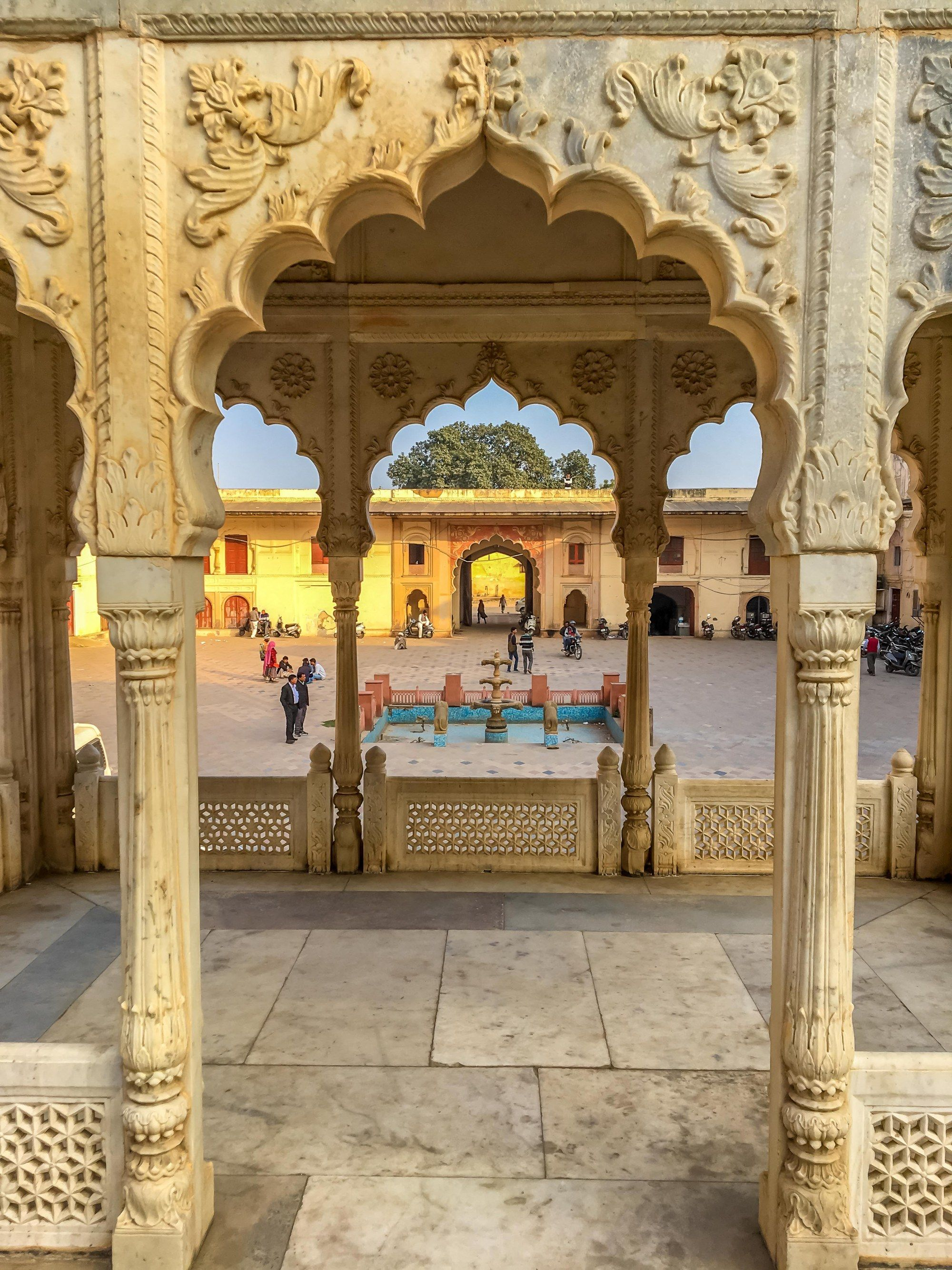 City Palace Alwar | Rajasthan | Building, Taj mahal, Palace