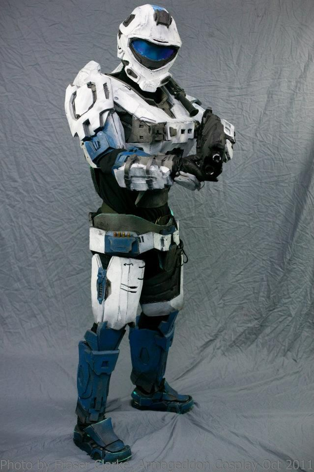 My halo cosplay (2) | ...