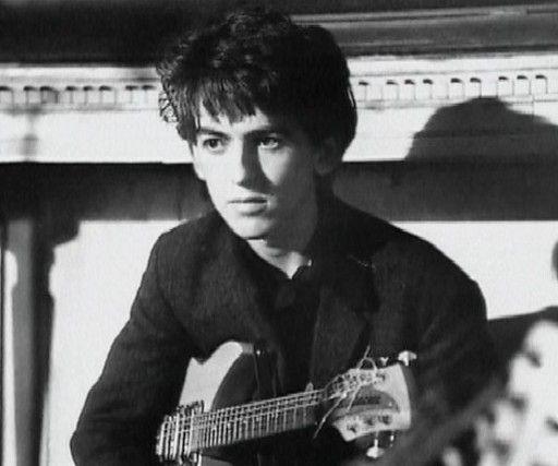 George Harrison 1960 So Cute
