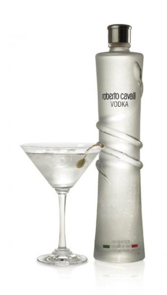 Roberto Cavalli Vodka -  Ciroc who???