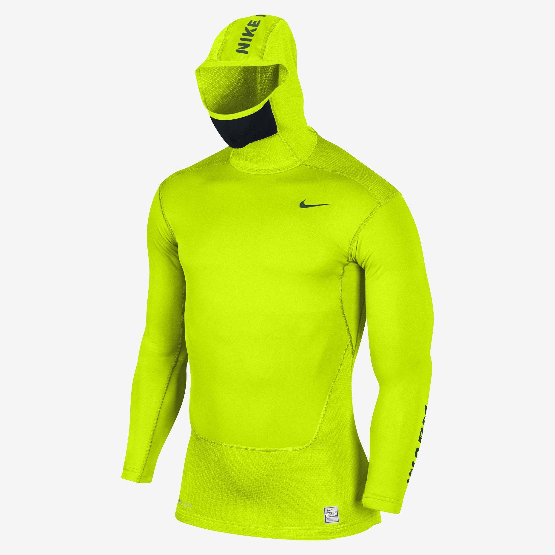 Nike Store Nike Pro Combat Hyperwarm Dri Fit Max Shield Men S Hoodie Nike Pro Combat Hoodies Men Nike Cycling [ 1860 x 1860 Pixel ]