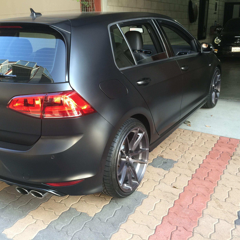 2015 Golf Mk7R 2013 VW Beetle Turbo Fender Edition