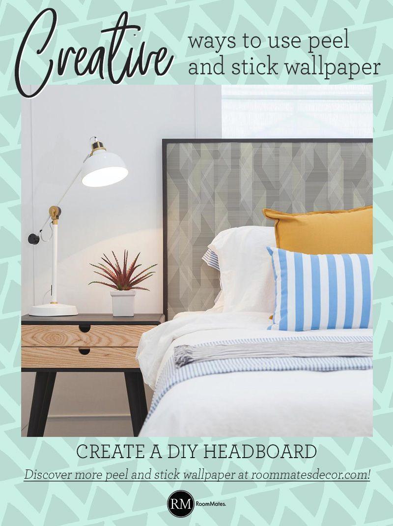 Debonair Geometric Peel And Stick Wallpaper Home Decor Grey Furniture Furniture