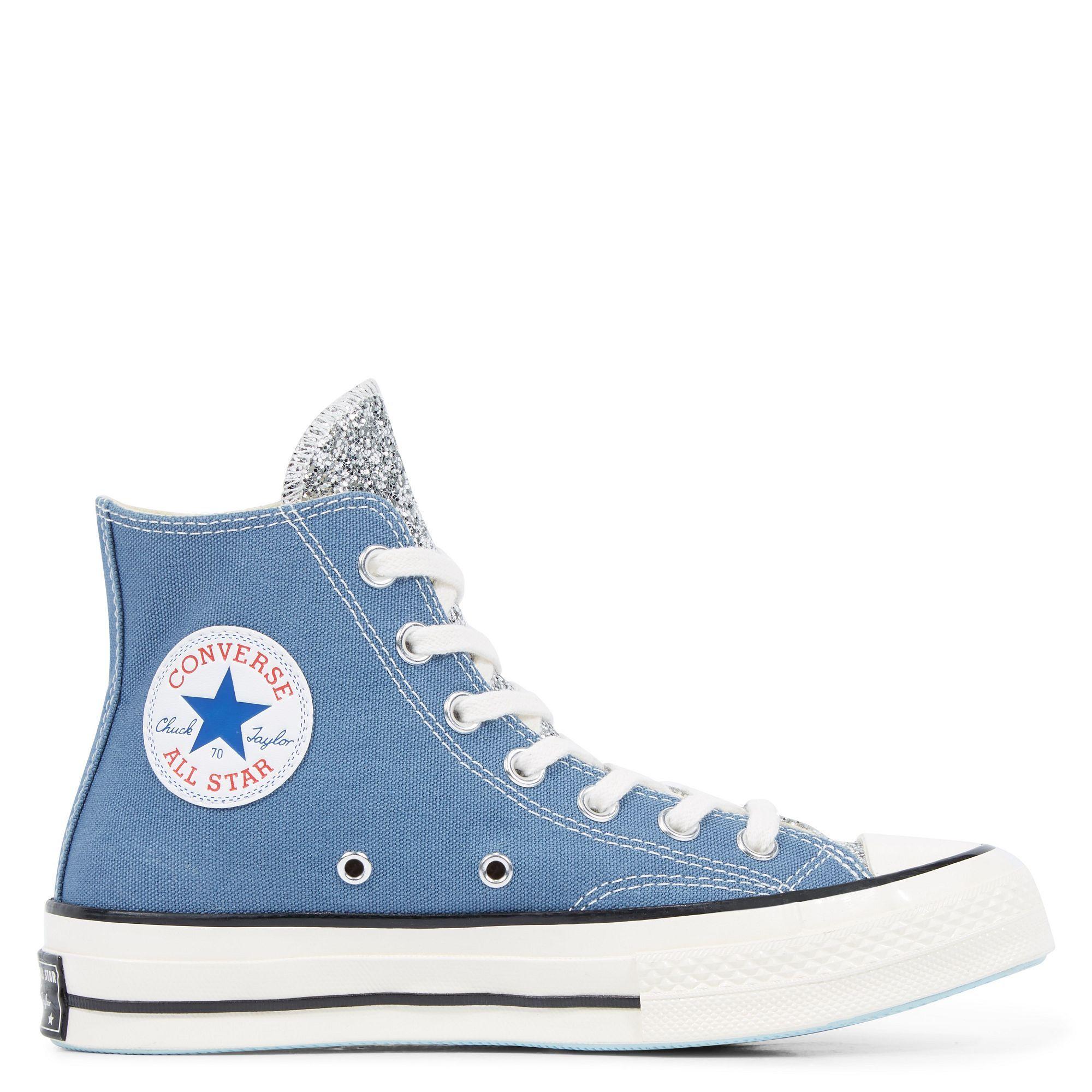 e30c06e44 Converse Chuck '70s x Chiara Ferragni Glitter Sneakers - Chiara Ferragni  Collection