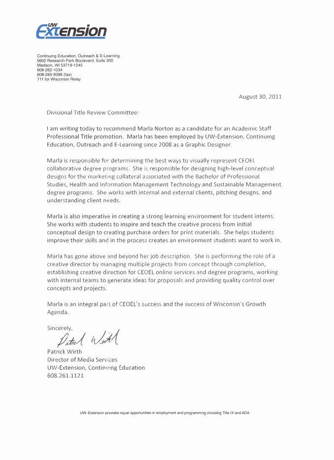 letter of recommendation social work beautiful sample