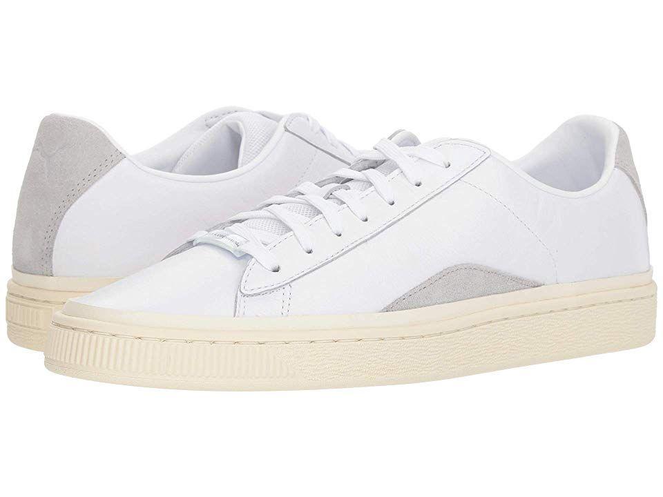 sale retailer ed4d9 40193 PUMA Puma x Han Kjobenhavn Basket Sneaker Shoes Puma White ...