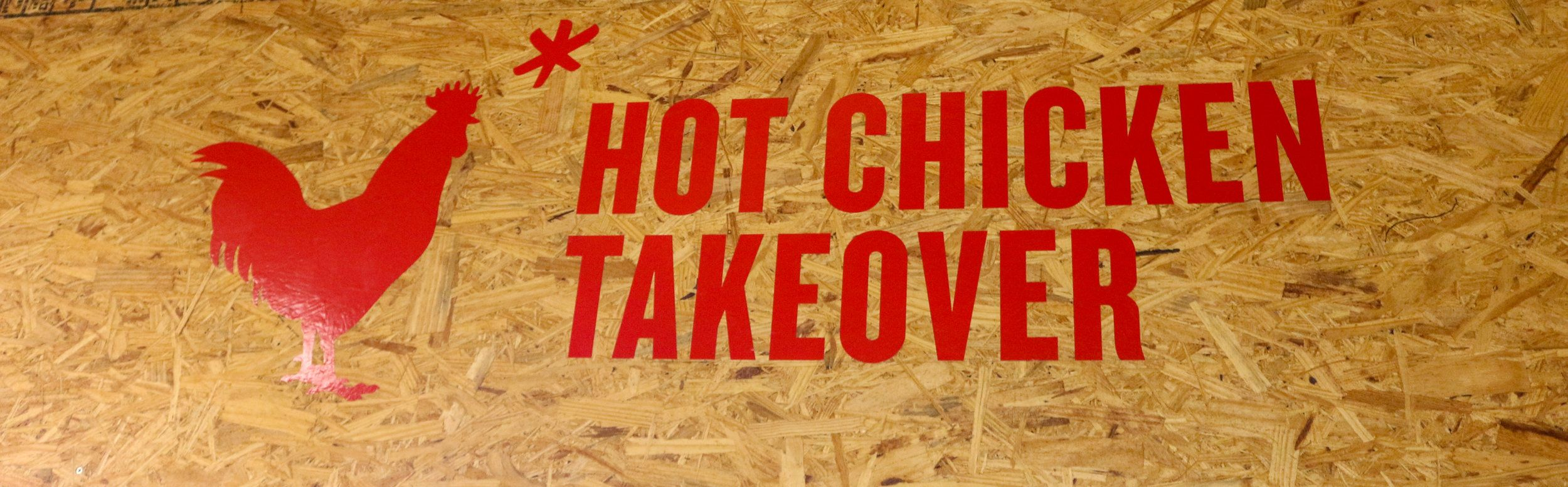 Second Chances and a Hot Chicken Takeover Hot chicken