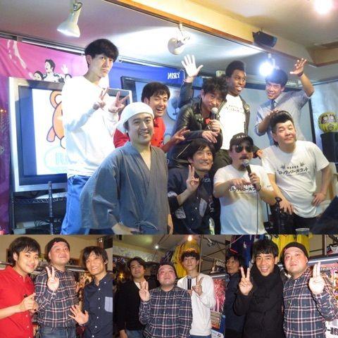 ブログ更新しました。『ラン8☆お笑いバトル 3月 @ Cafe Round87』 ⇒ http://amba.to/21XLtUF
