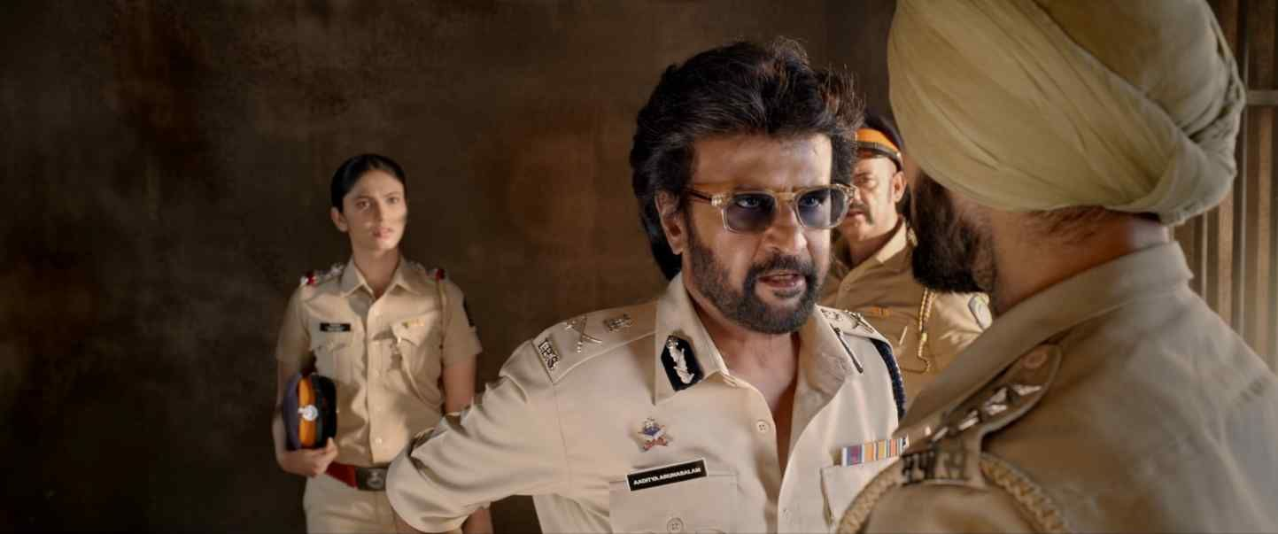 Darbar movie stills high quality no watermark studio