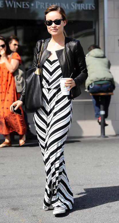 774b80b59154af Olivia Wilde in some sleek dress
