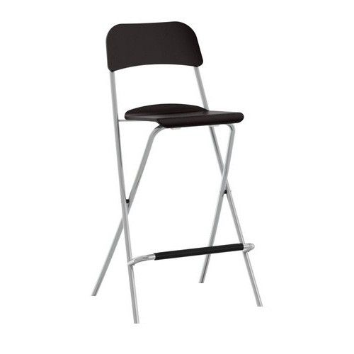 Best Of Foldable Bar Stool With Backrest Weblabhn Com