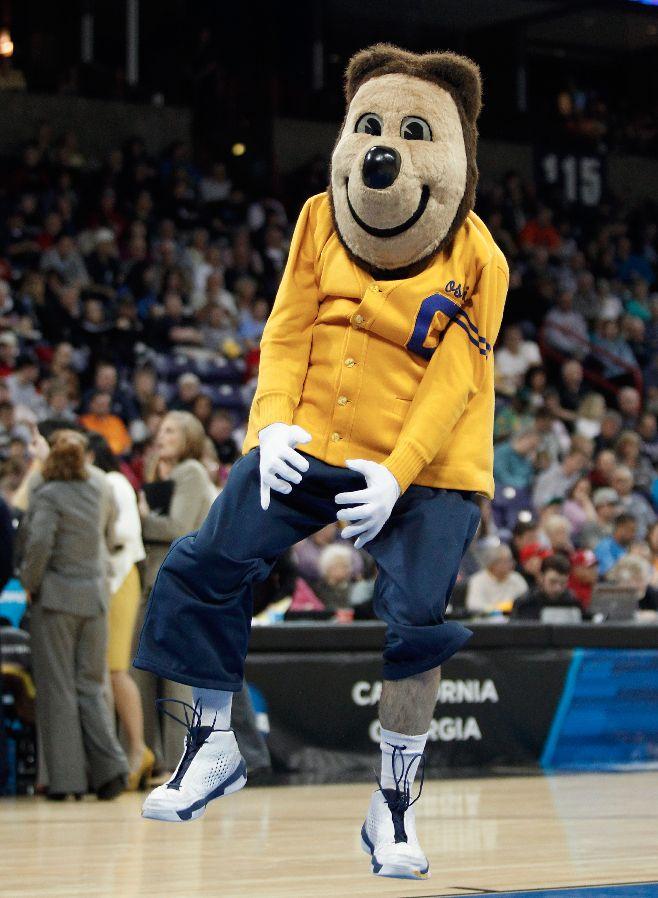 Oski Cal Bears College Team Mascots Pinterest College