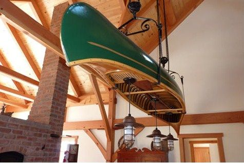Boats On The Ceiling Rustic Cabin Decor Lighting