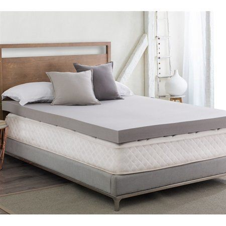 Home In 2019 Memory Foam Mattress Topper Bed Twin Xl Bedding