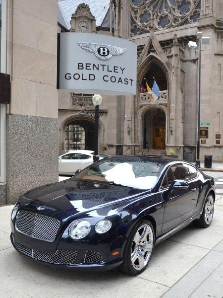Used 2012 Bentley Continental Gt Chicago Il Bentley Car