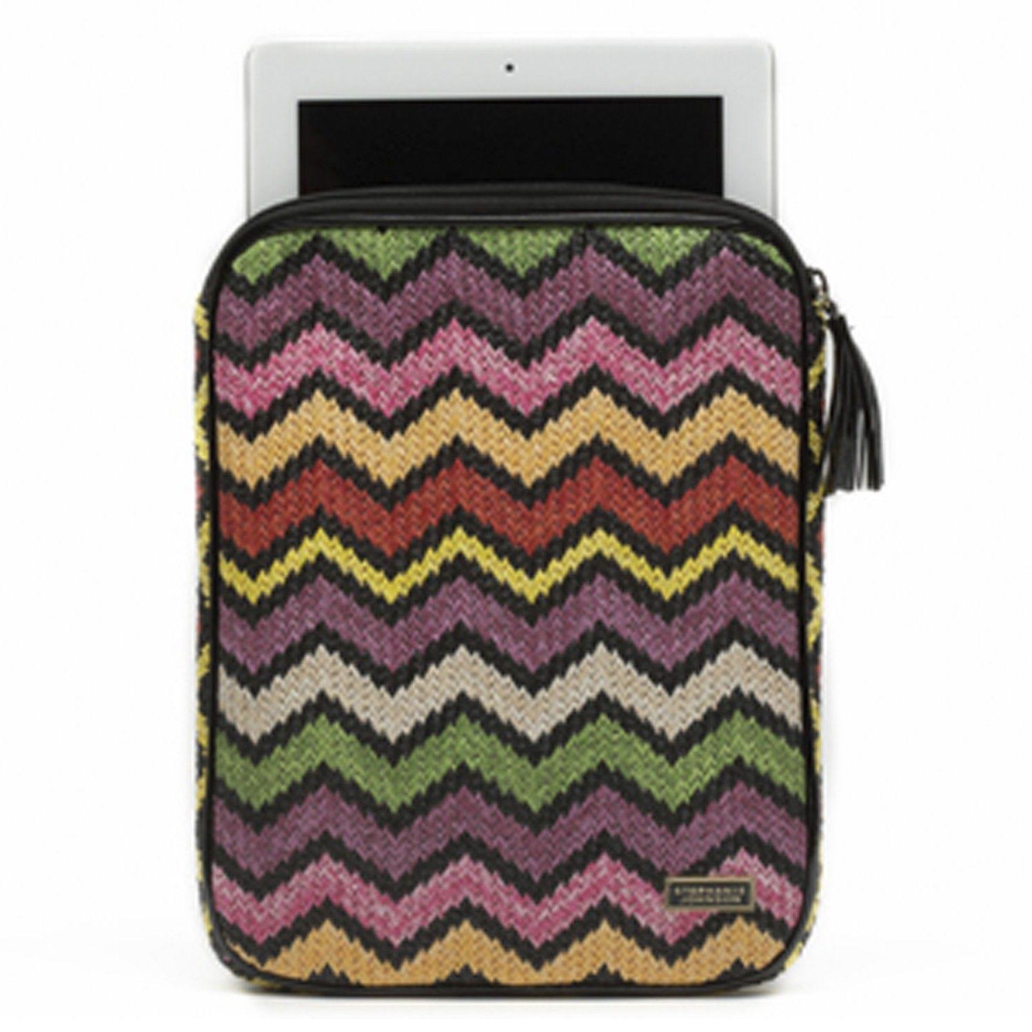 Stephanie Johnson Turin Collection iPad Case Purses and