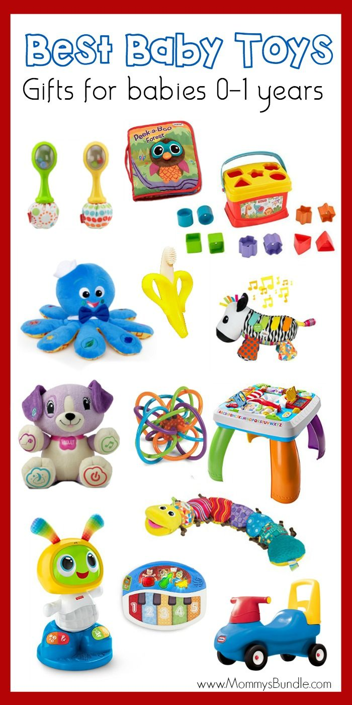 The Best Toy Gifts for Baby's First Christmas | Baby ...