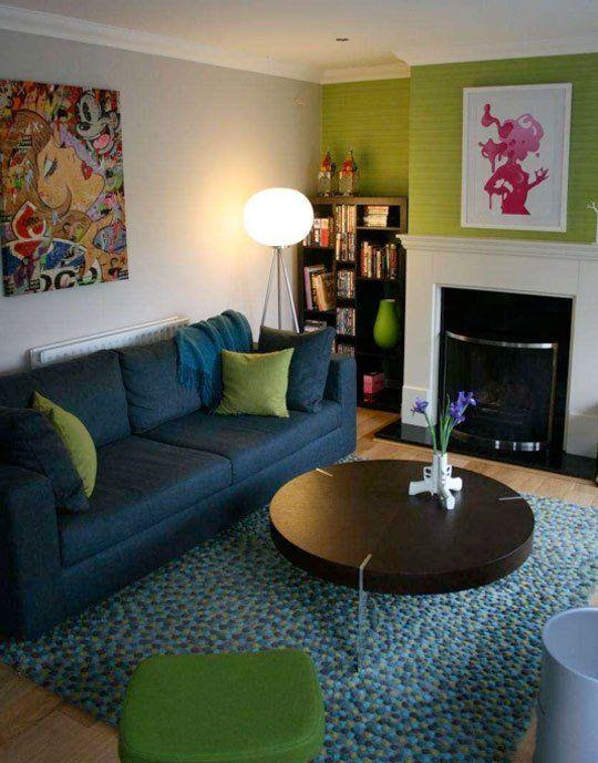 Luxury Basement Color Scheme
