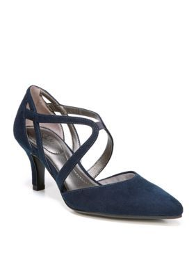 e3e008b76ce LifeStride Seamless Heel in 2019   Products   Shoes, Heels, Navy heels