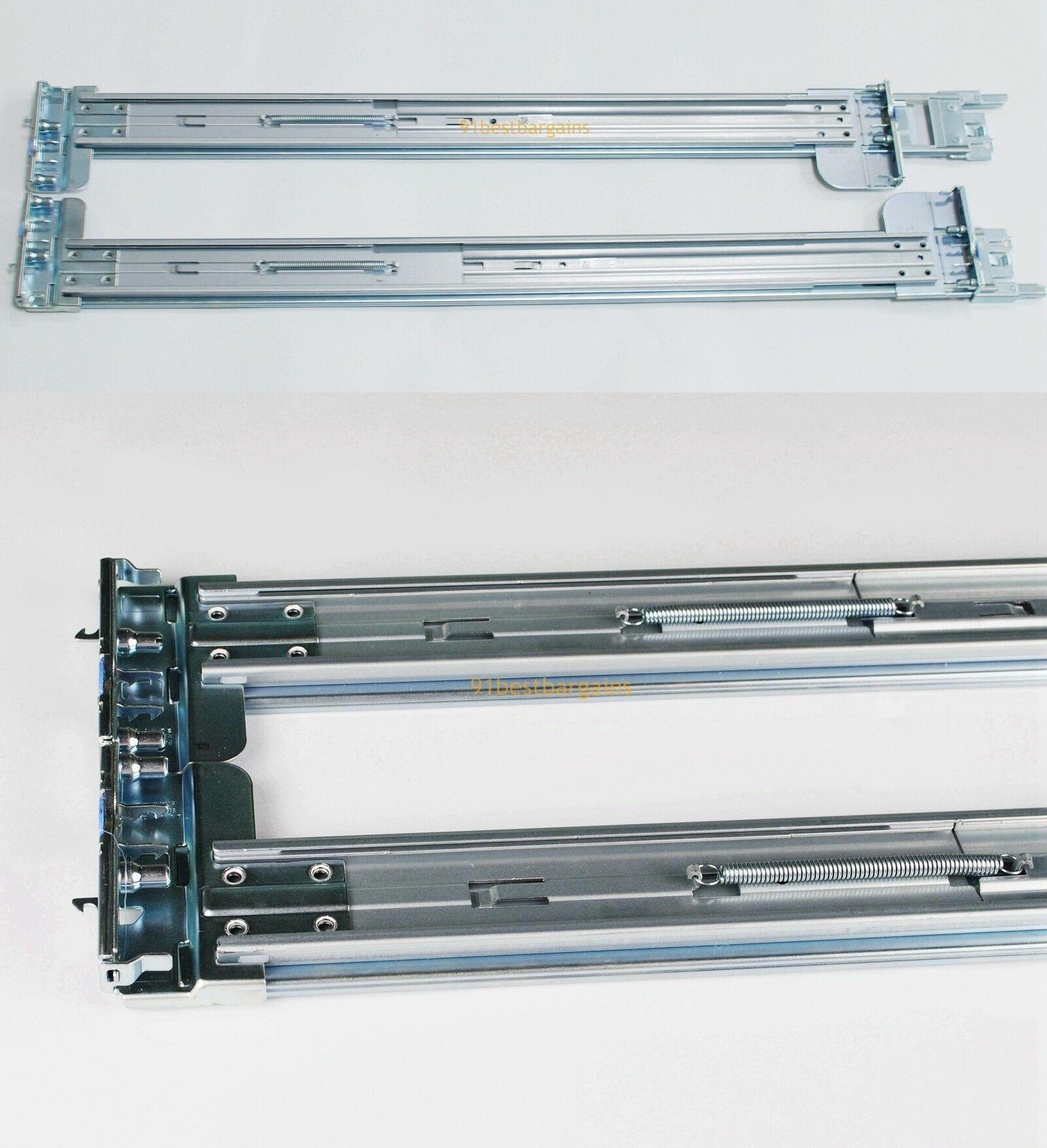 Dell R730 R720 R720XD 2U Sliding Ready Rail Kit 0PWN3 H4X6X XV104 US-SameDayShip